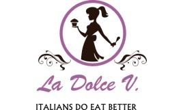 La Dolce V. cake design